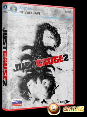 Just Cause 2 + 9 DLC (2010/RUS/ENG/Repack от Fenixx)