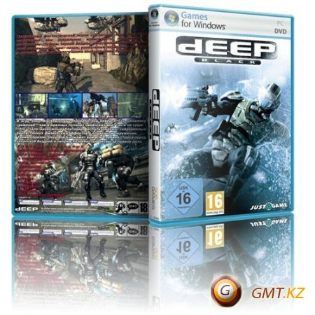 Deep Black: Reloaded (2012/NoDvd)