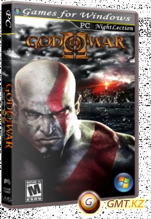God of War II (2007/RUS/ENG/Пиратка)
