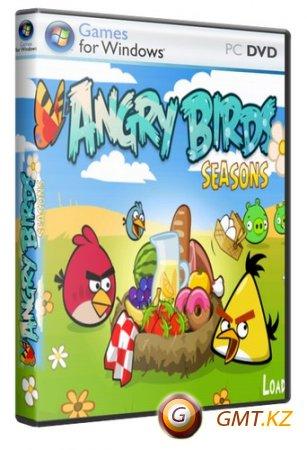 Angry Birds Seasons v2.3.0 (2012/ENG)