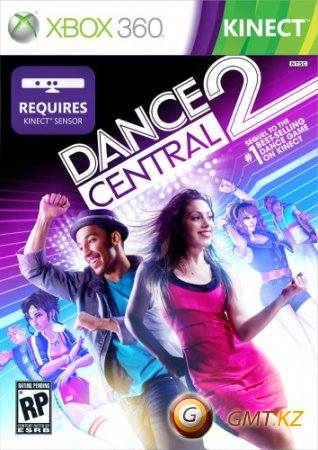 Dance Central 2 (2011/RUS/Kinect/RUSSOUND/Region Free)