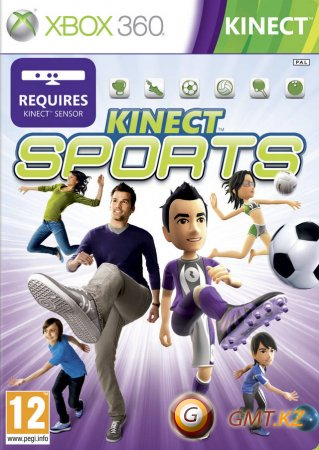 Kinect Sports (2010/ENG/Kinect/Region Free)