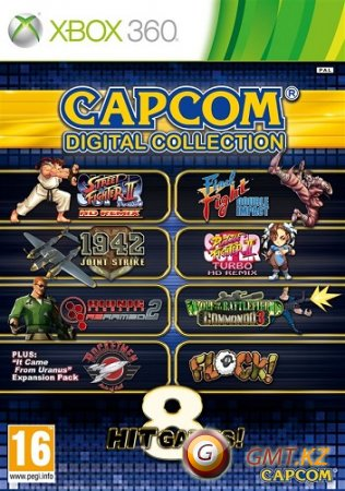 Capcom Digital Collection (2012/ENG/XGD2/Region Free)