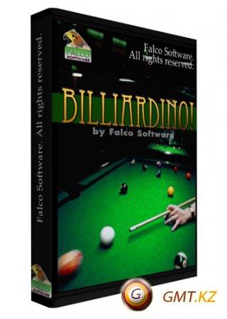 BILLIARDINO (2012/RUS/Лицензия)