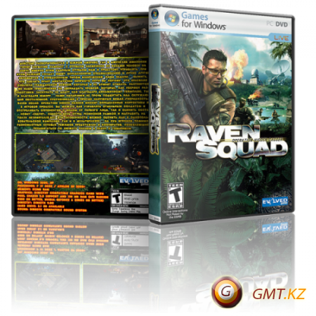 Raven Squad: Operation Hidden Dagger (2010/RUS/RePack)