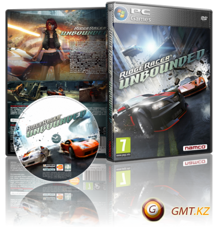 Ridge Racer Unbounded (2012/RUS/ENG/RePack от R.G. Repacker's)