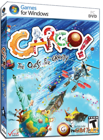 Эврика! / Cargo: The Quest For Gravity (2011/RUS/RePack от Fenixx)
