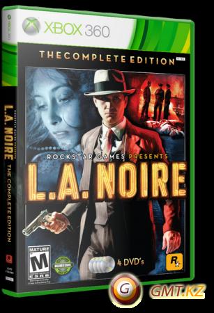 L.A. Noire : The Complete Edition (2011/Rus/Eng/Пиратка)