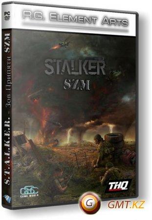 S.T.A.L.K.E.R. - Зов Припяти SZM (2012/RUS/RePack от R.G. Element Arts)