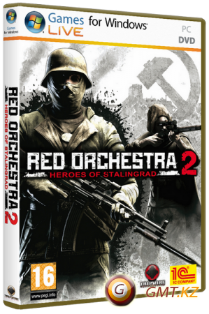 Red Orchestra 2: Heroes Of Stalingrad Update 4 + 1 DLC (2011/RUS/2xDVD5/RePack от Fenixx)