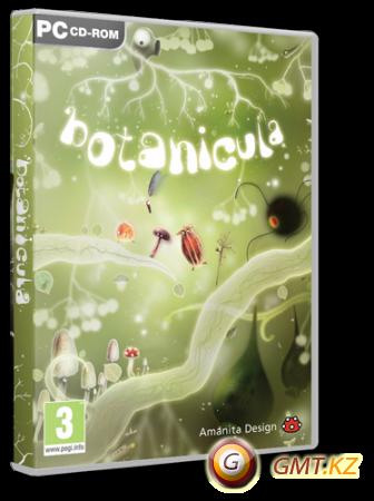 Botanicula (2012/RUS/MULTi12/Лицензия)