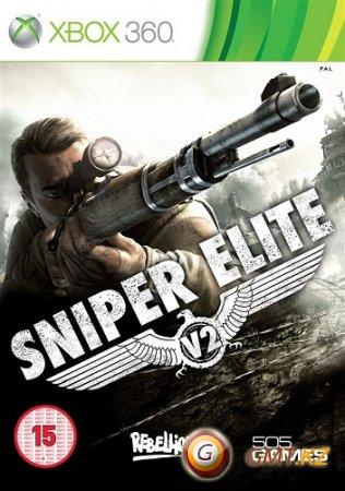 Sniper Elite V2 (2012/PAL/NTSC-U/ENG)