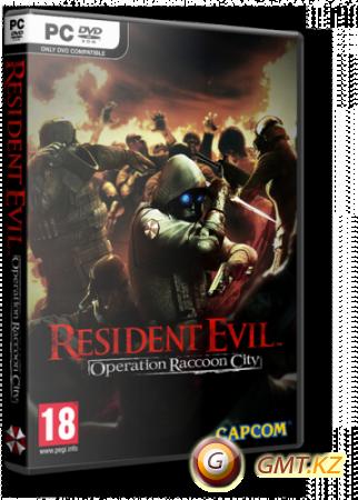 Resident Evil: Operation Raccoon City (2012/RUS/ENG/MULTi8/Лицензия)