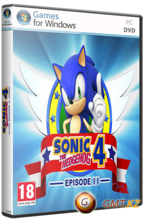 Sonic the Hedgehog 4: Episode II (2012/ENG/MULTi5/Пиратка)