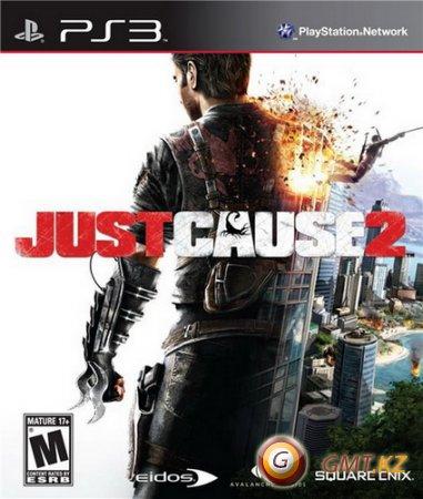 Just Cause 2 (2010/RUS/3.55 Kmeaw)