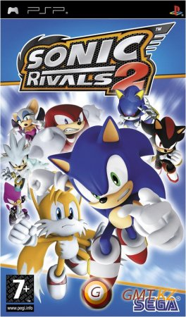 Sonic Rivals 2 (2007/RUS/ISO)