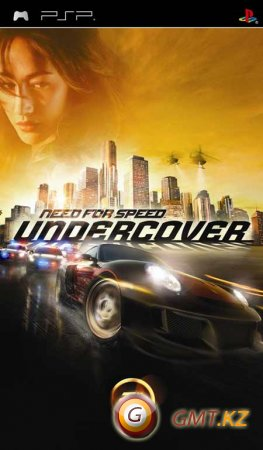 Need for Speed Undercover (2008/RUS/FULL/ISO)