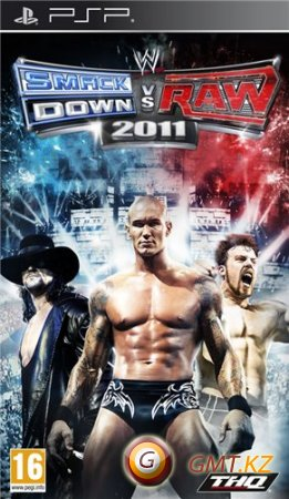 WWE SmackDown vs. RAW 2011 (2010/ENG/ISO)