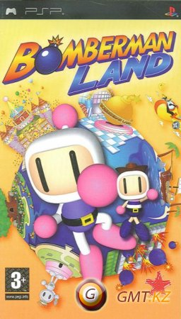 Bomberman Land (2008/ENG/Full)