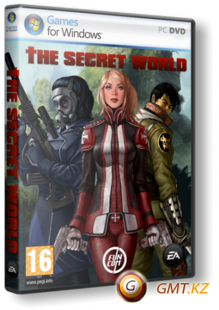 The Secret World (2012/ENG/BETA)