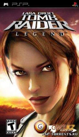 Tomb Raider Legend (2006/FULL/ISO)