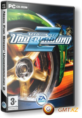 Need for Speed: Underground 2 (2006/RUS/Лицензия)