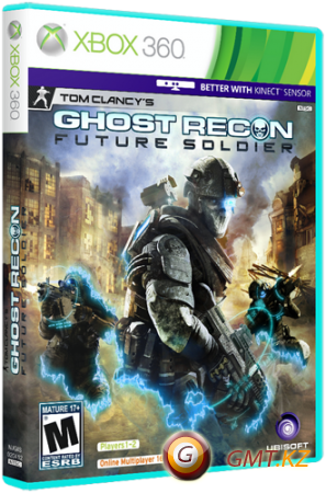 Tom Clancy's Ghost Recon: Future Soldier (2012/RUS/XGD 3/LT+ 3.0/Region Free)