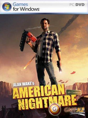 Alan Wake's American Nightmare (2012/Текст/Любительский от ZoG)