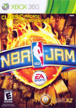 NBA Jam (2010/Region Free/ENG/L)