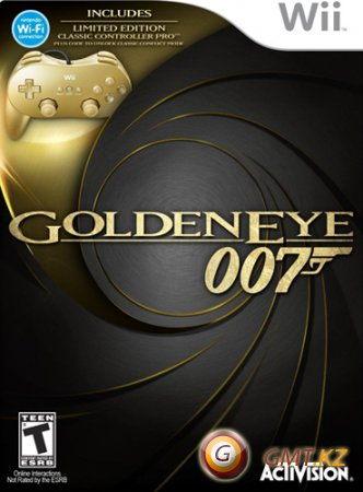 James Bond: GoldenEye 007 (2010/ENG/PAL)