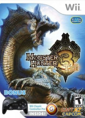 Monster Hunter 3 Tri (2010/ENG/PAL)