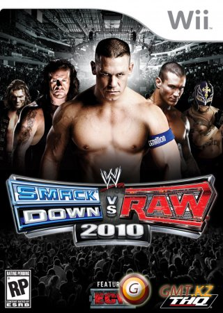 WWE SmackDown vs. Raw 2010 (2009/ENG)
