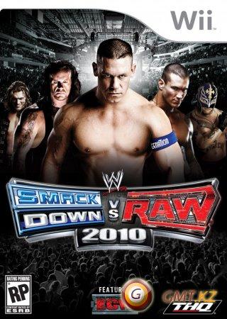WWE SmackDown vs. Raw 2010 (2009/ENG)