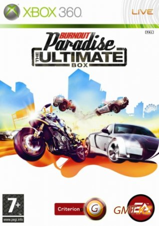 Burnout Paradise: The Ultimate Box (2009/Region Free/RUS)