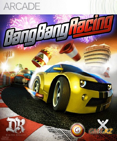 Bang Bang Racing (2012/ENG/MULTI5/Лицензия)
