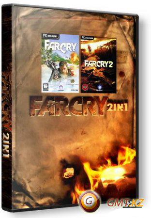 FarCry Дилогия (2004-2008/RUS/ENG/RePack от R.G Механики)