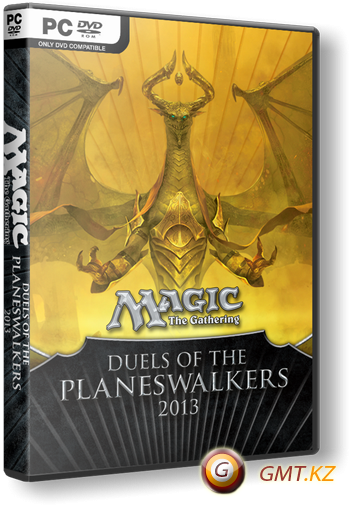 Magic: The Gathering - Duels of the Planeswalkers 2013 (2012/RUS/MULTi9/Лицензия)