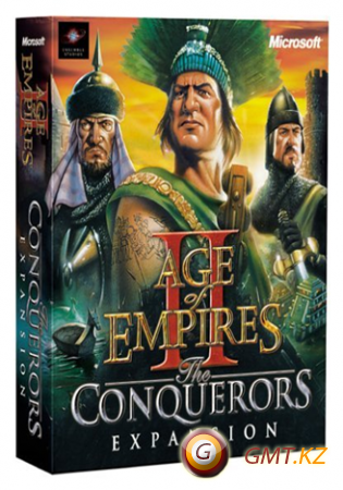 Age of Empires II: The Conquerors Expansion (2000/RUS/Пиратка)