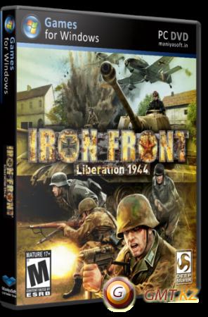 Iron Front: Liberation 1944 (2012/RUS/ENG/MULTi6/Лицензия)