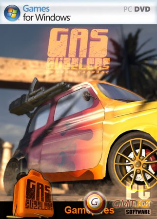 Gas Guzzlers: Combat Carnage (2012/Текст/Любительский от ZoG)