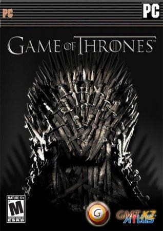 Game of Thrones (2012/Профессиональный/Текст)