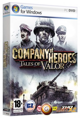 Company of Heroes - Tales of Valor (2012/RUS/ENG/Patch)