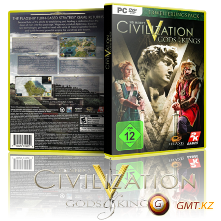 Sid Meier's Civilization V: The Complete Edition (2012/RUS/ENG/Лицензия)