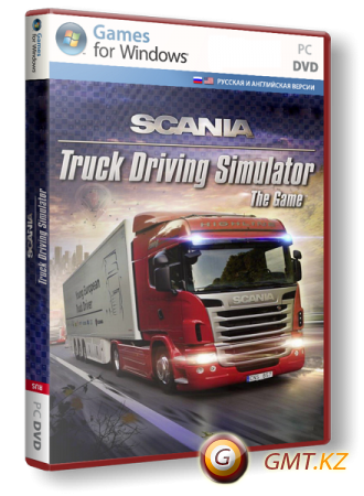 Scania Truck Driving Simulator - The Game v1.2.0 (2012/RUS/ENG/RePack от Fenixx)