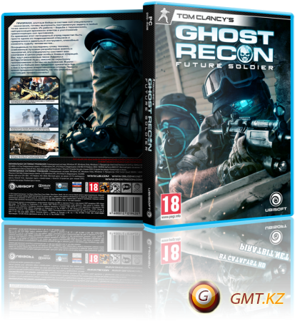 Tom Clancy's Ghost Recon Future Soldier Deluxe Edition v.1.6 + 2 DLC (2012/RUS/RePack от Fenixx)