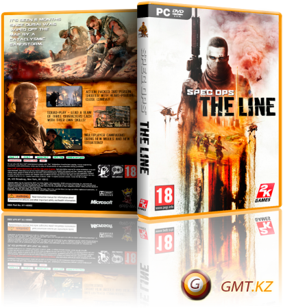 Spec Ops: The Line (2012/RUS/ENG/Лицензия)