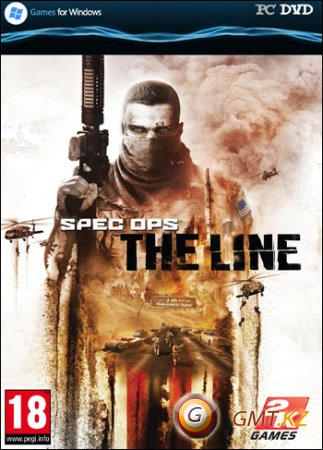 Spec Ops: The Line (2012/RUS/ENG/Crack by SKIDROW + Русификатор)