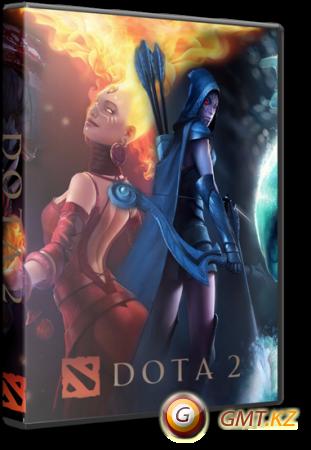 Dota 2 (2012/RUS/ENG/Steam-Rip)