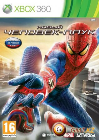 The Amazing Spider-Man (2012/PAL/FULLRUS/L/XGD3/LT+ 2.0)