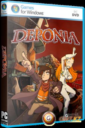 Deponia (2012/ENG/RePack)